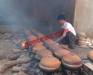 Cá kho niêu đất làng Vũ Đại