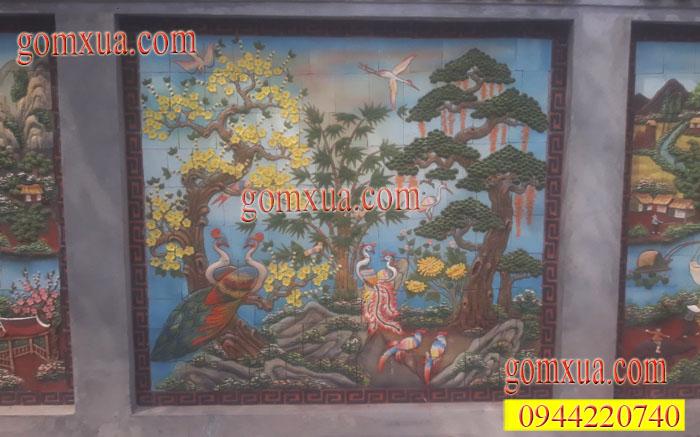 Mua tranh gốm tại Đà Nẵng